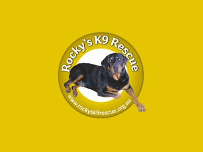 Rocky K9 logo