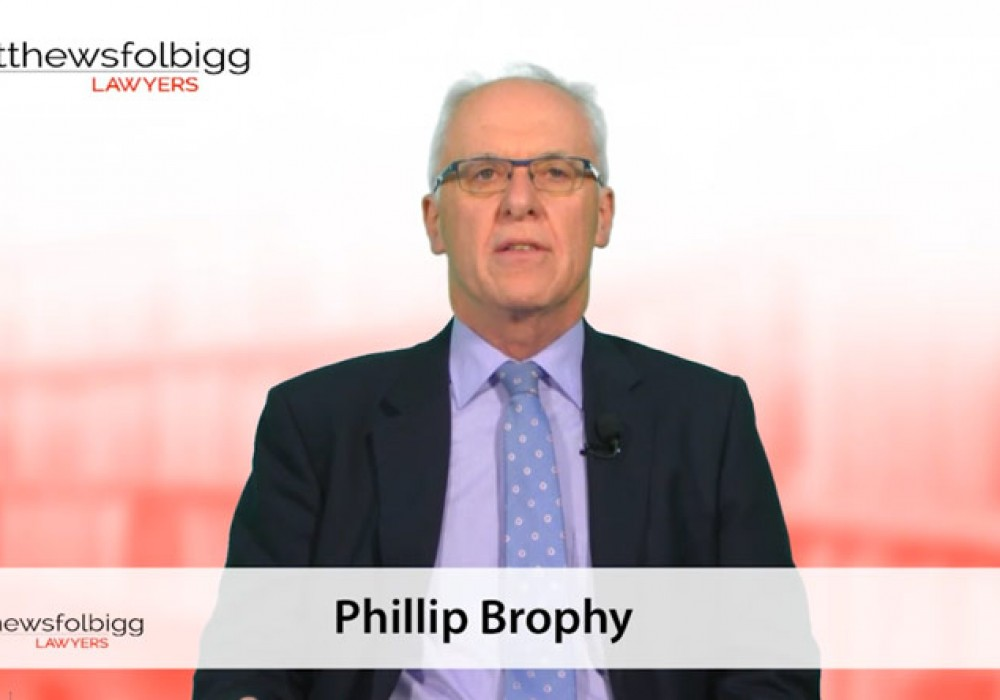 Phillip Brophy