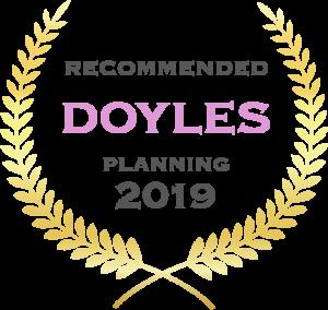 Doyles Planning 2019 emblem