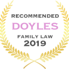 Doyles Recommended - Family Law
